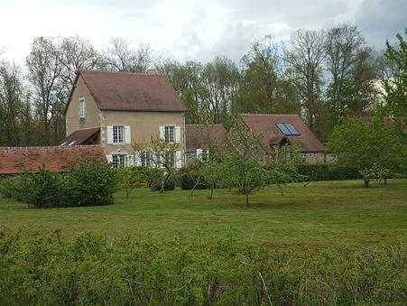 A vendre maison Saint-Pourçain-sur-Sioule 215 m²  210 000  €