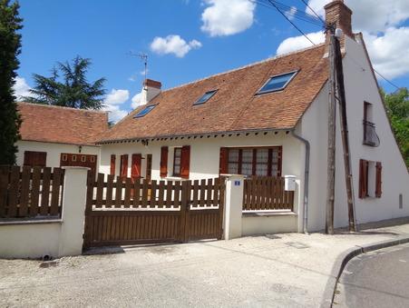 vente maison Pithiviers 120m2 155000€