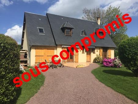 vente maison LISIEUX 117m2 217300€