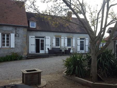A vendre maison Saint-Pourçain-sur-Sioule 120 m²  183 700  €