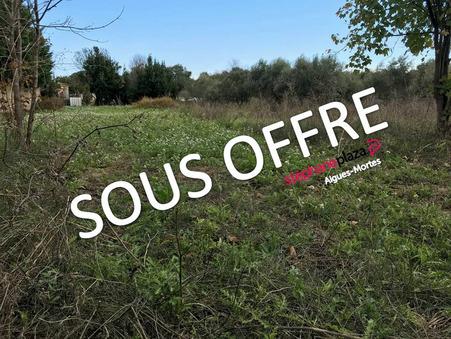 vente terrain saint laurent d aigouze 328000 €