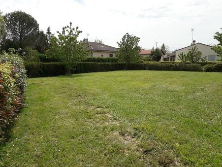 vente terrain GAILLAC 1033m2 66000€