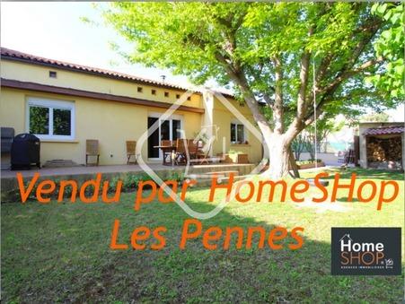 vente maison LES PENNES MIRABEAU 376000 €