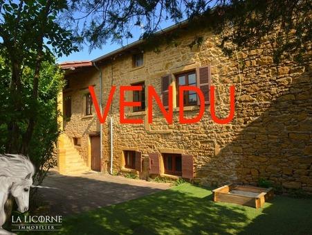 vente maison Saint-germain-nuelles 285000 €