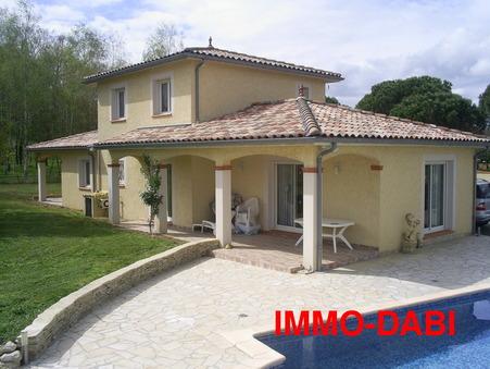 vente maison BEAUMONT SUR LEZE 143m2 475000€