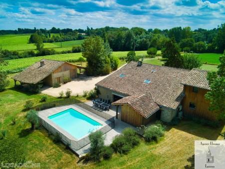 Acheter maison LAUZUN  487 600  €