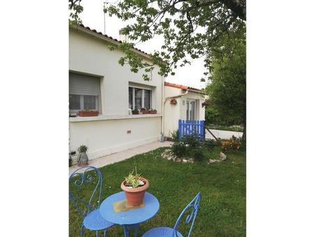 Vente maison BREUILLET  255 000  €