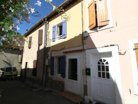 vente maison PUICHERIC 45m2 42000€