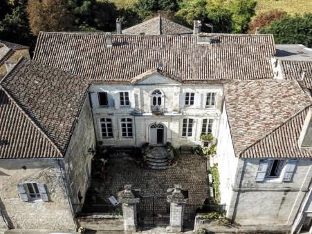 Vente chateau Castillonnes 1 097 250  €