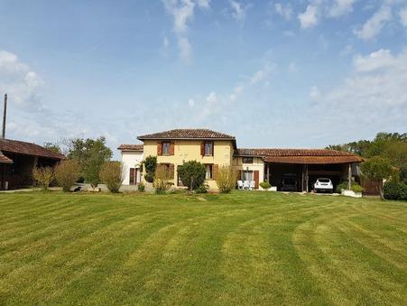 vente maison BOULOGNE SUR GESSE 193m2 273000€