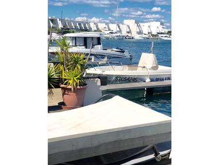 Achat appartement port camargue  363 000  €