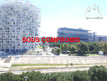 vente appartement MONTPELLIER 60.06m2 194000€