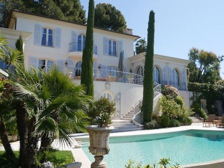 A vendre maison Cannes 11 500 000  €