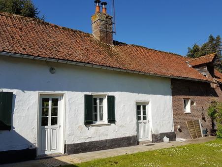 A vendre maison PERIPHERIE ABBEVILLE 60 m²  111 000  €