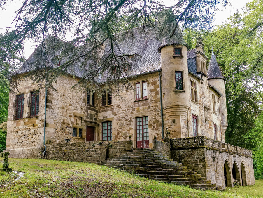 Chateau Terrasson la villedieu  715 000  �