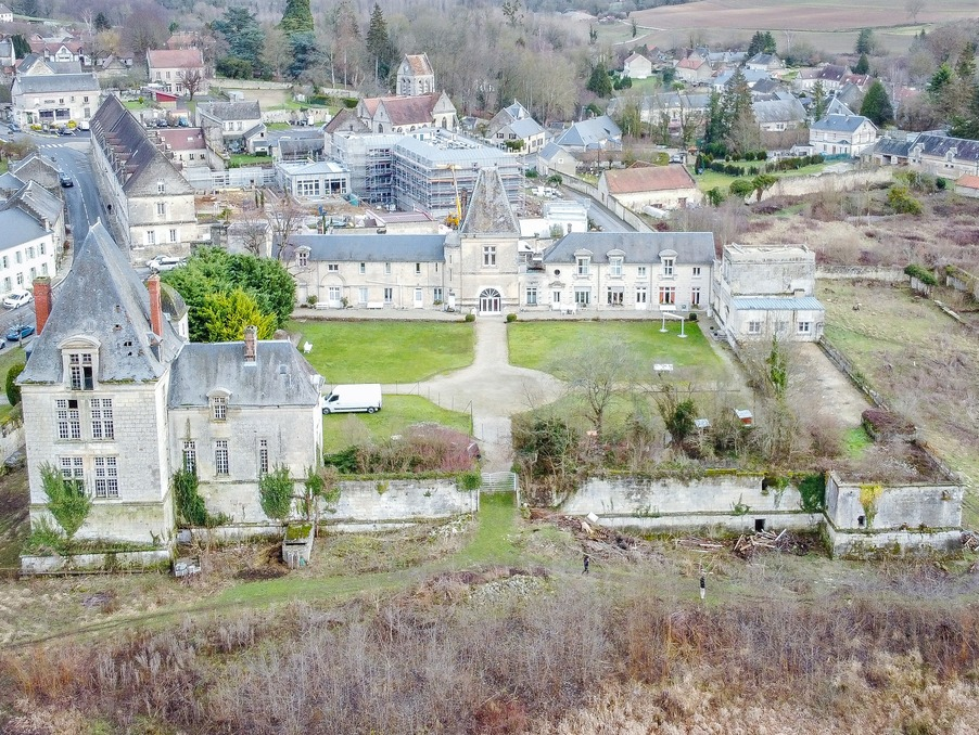 Chateau COEUVRES ET VALSERY  702 000  �