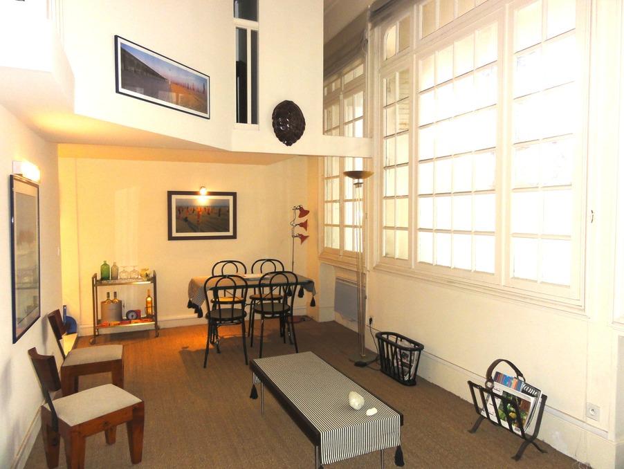 Achat appartement deauville 39 m t2 199600 for Appartement atypique deauville