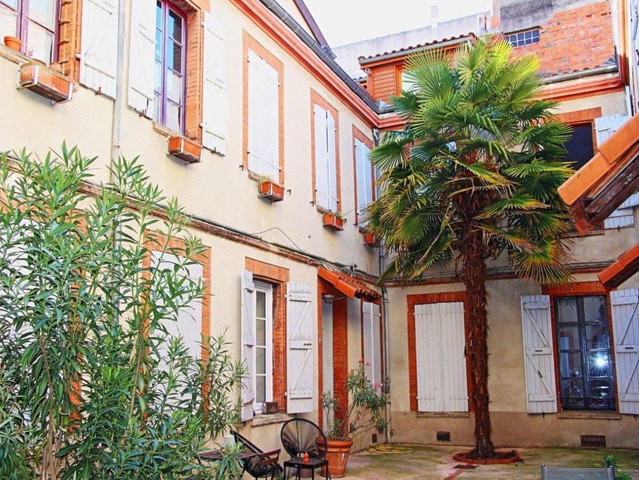 Achat appartement toulouse 35 m t1 for Achat maison toulouse