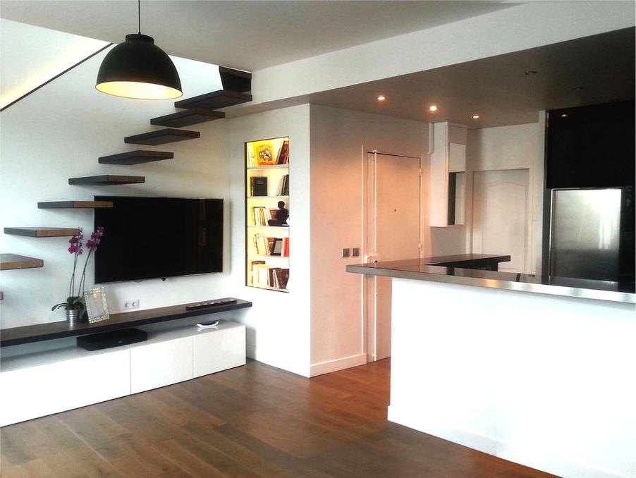 a vendre appartement suresnes 70 m 450000. Black Bedroom Furniture Sets. Home Design Ideas