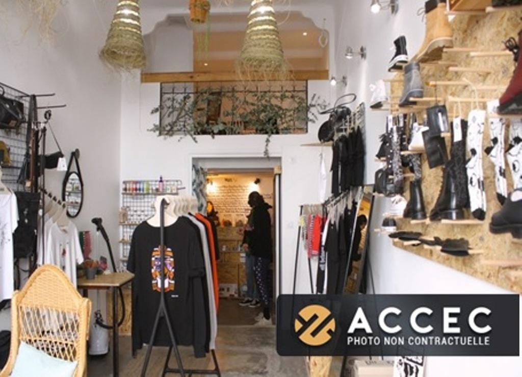 Commerce Chaussures 70m2 - Boutique et Magasin