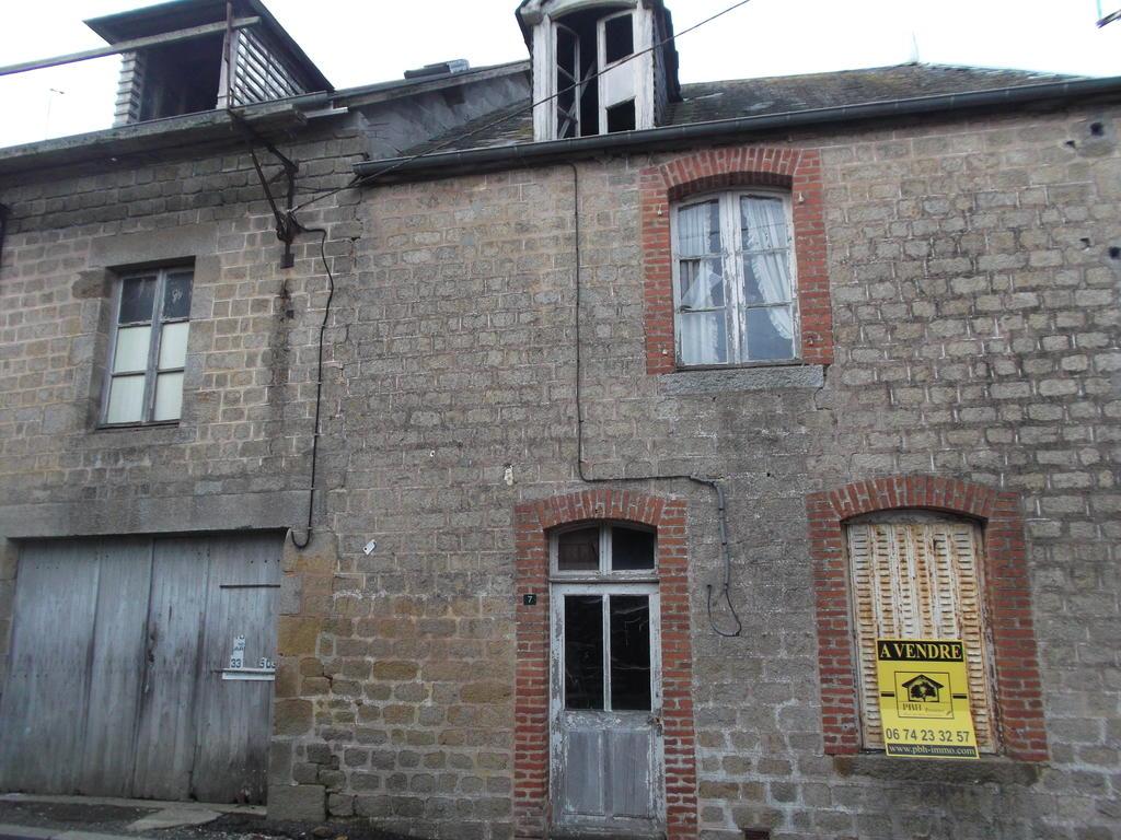 vente maison 4 pièces Le teilleul 50640