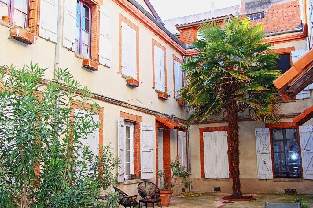 Vente appartement toulouse 37 m t1 for Appartement atypique toulouse vente
