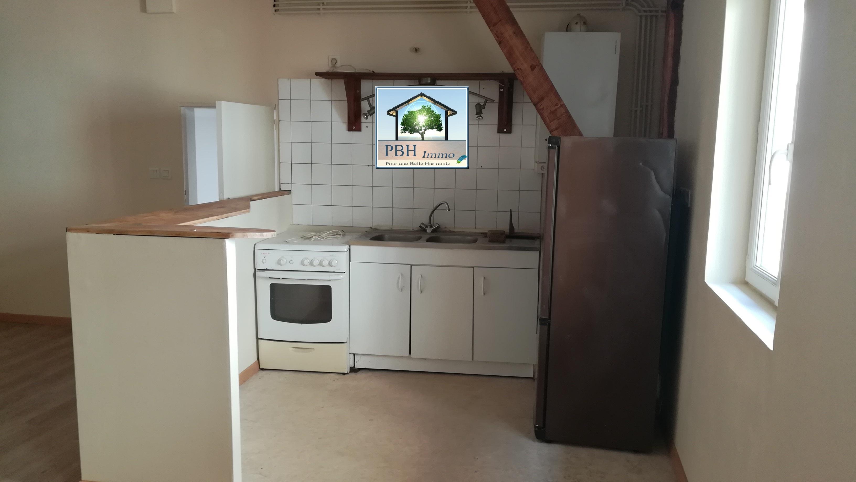 vente appartement 2 pièces LA BOURBOULE 63150