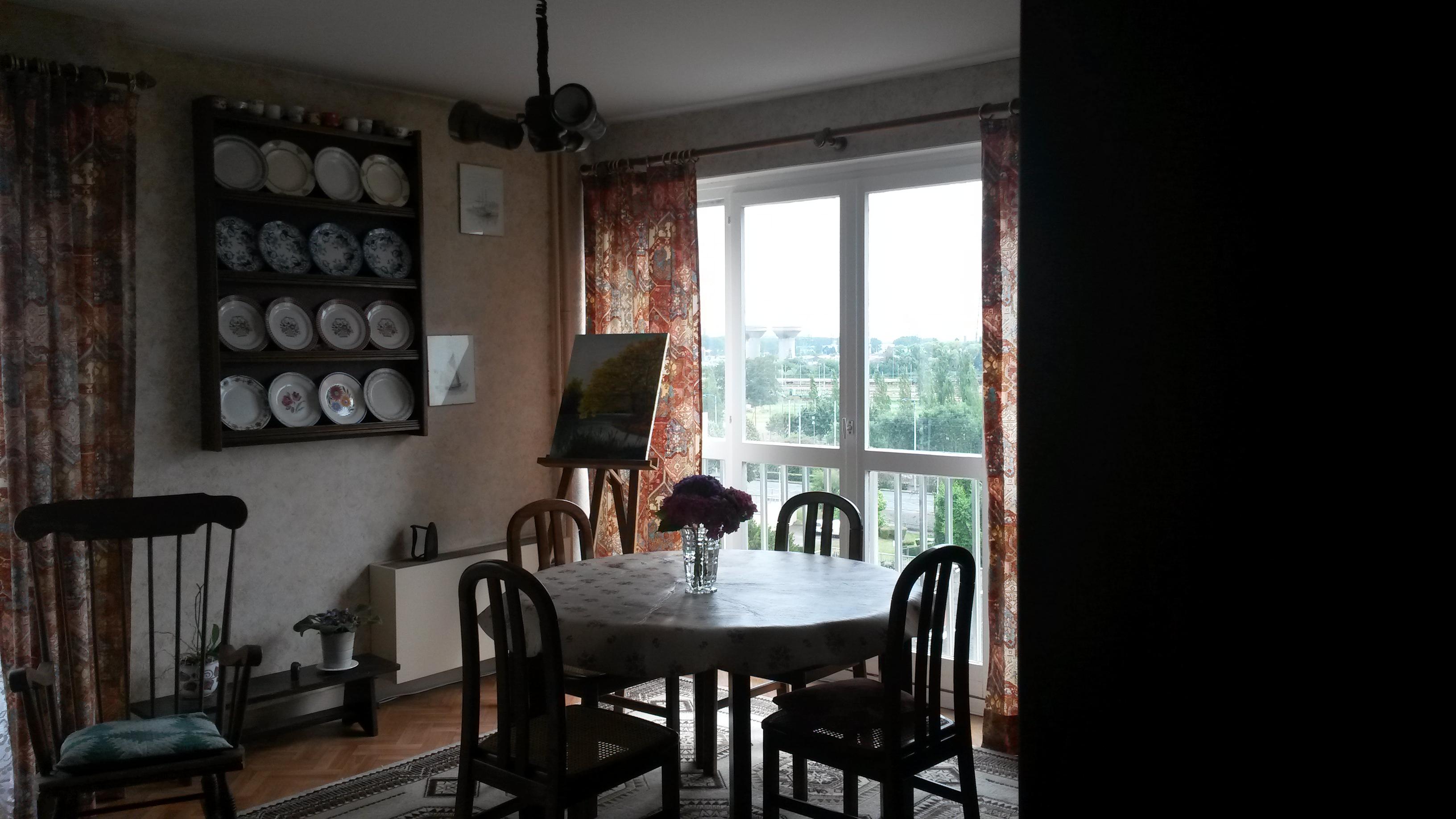 vente appartement 3 pièces LE HAVRE 76600
