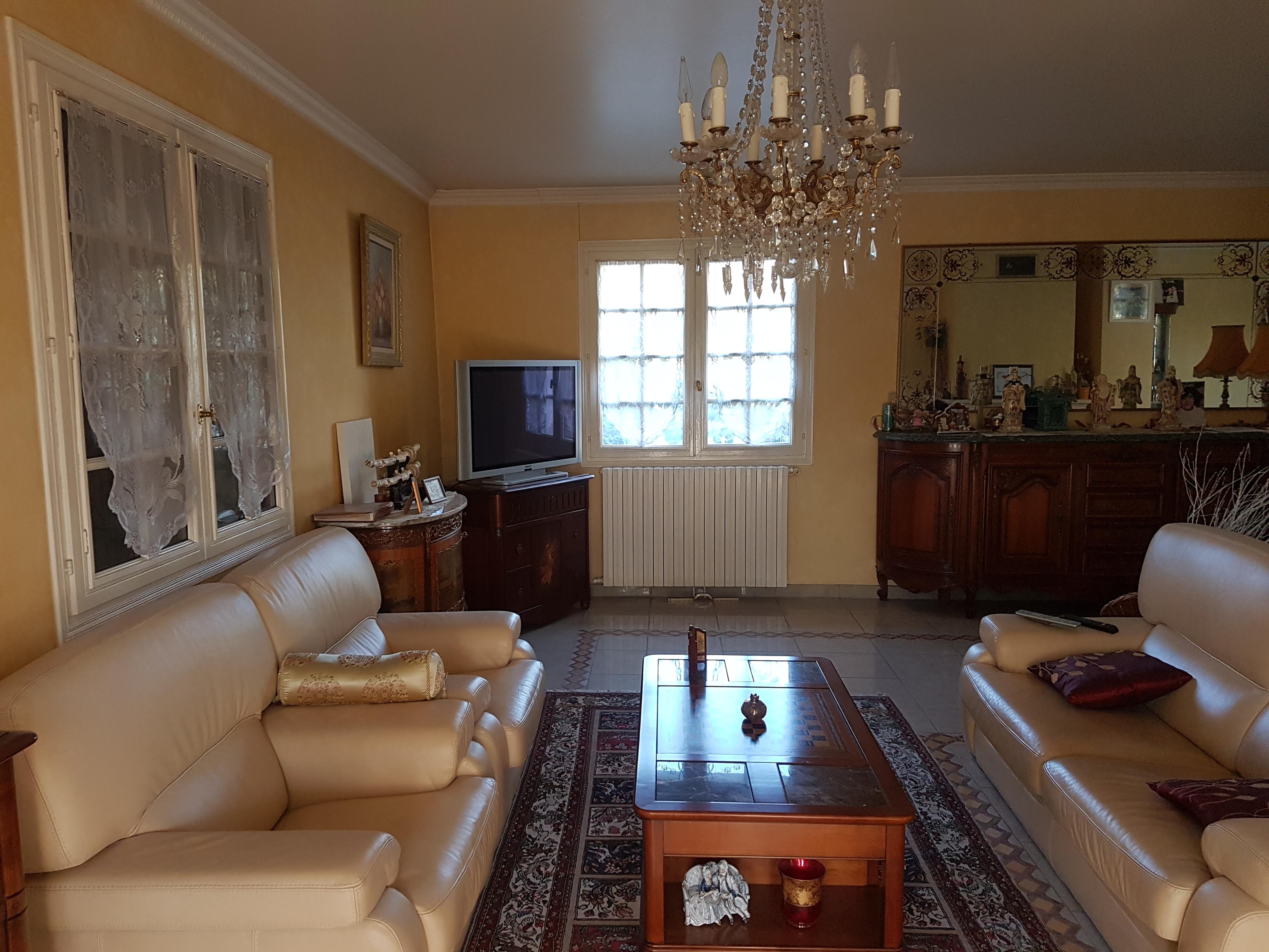 vente maison 7 pièces MONTIGNY LES CORMEILLES 95370