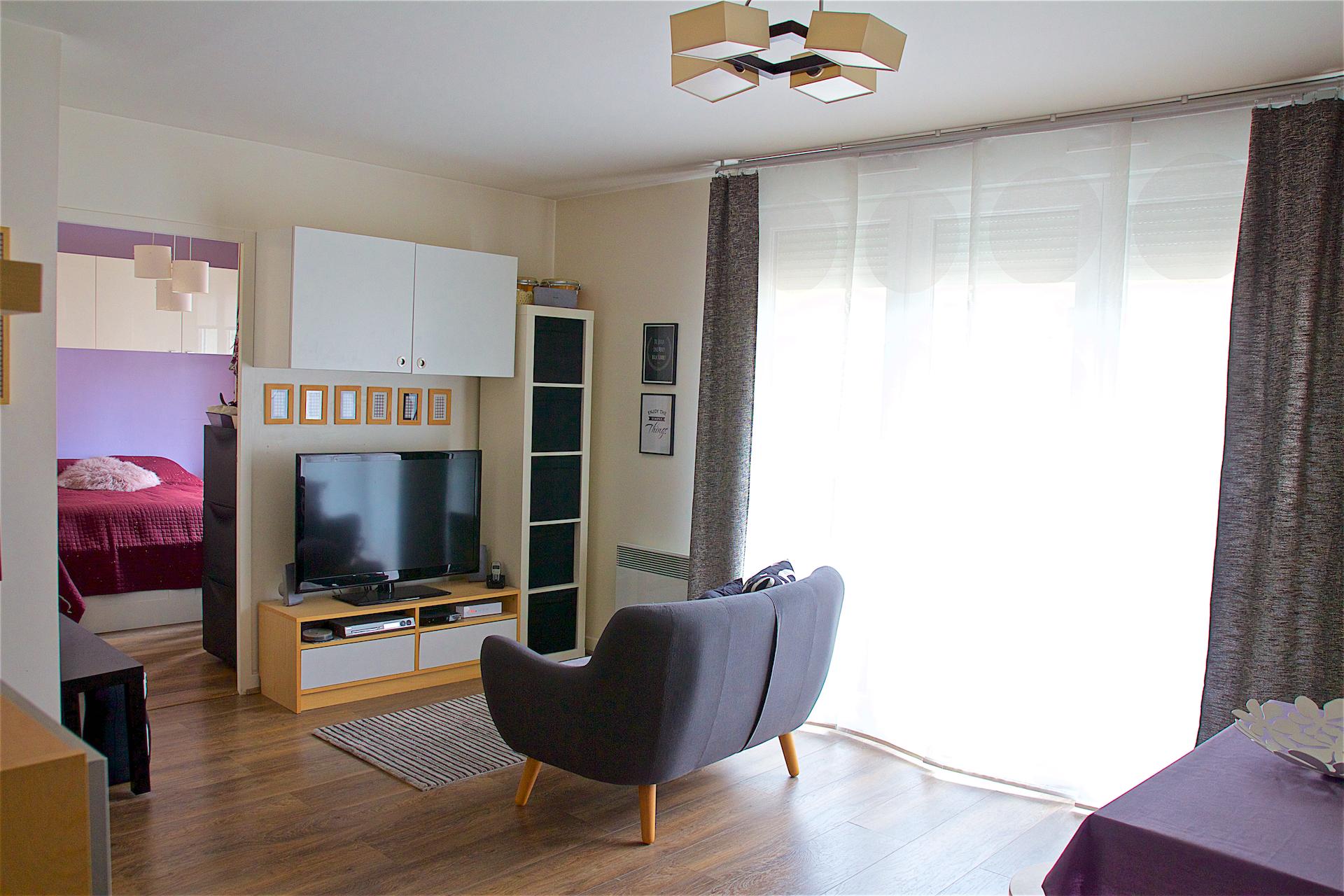 vente appartement 2 pièces GOUSSAINVILLE 95190