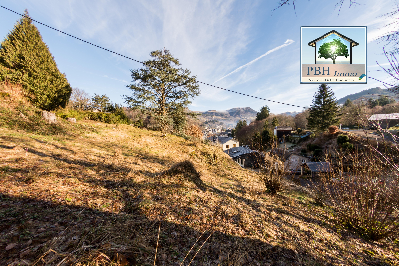 vente terrain LA BOURBOULE LA BOURBOULE 63150