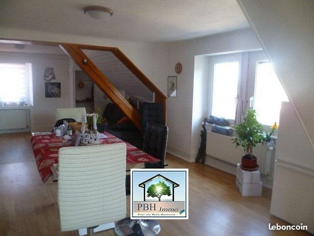 vente appartement 2 pièces Le bonhomme 68650