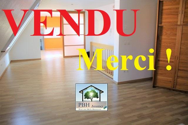 vente appartement 2 pièces Haguenau 67500