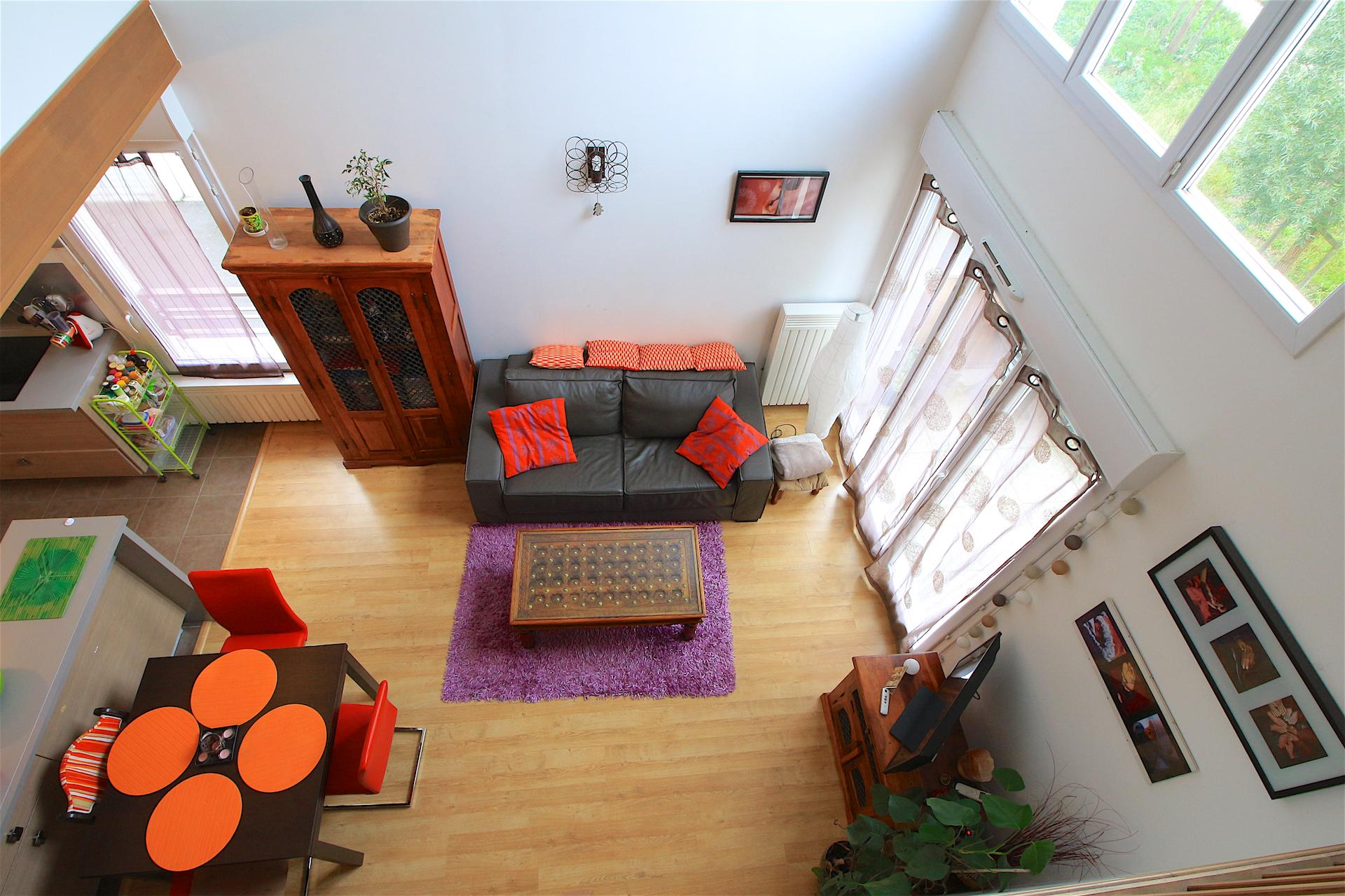 vente appartement 3 pièces EZANVILLE 95460