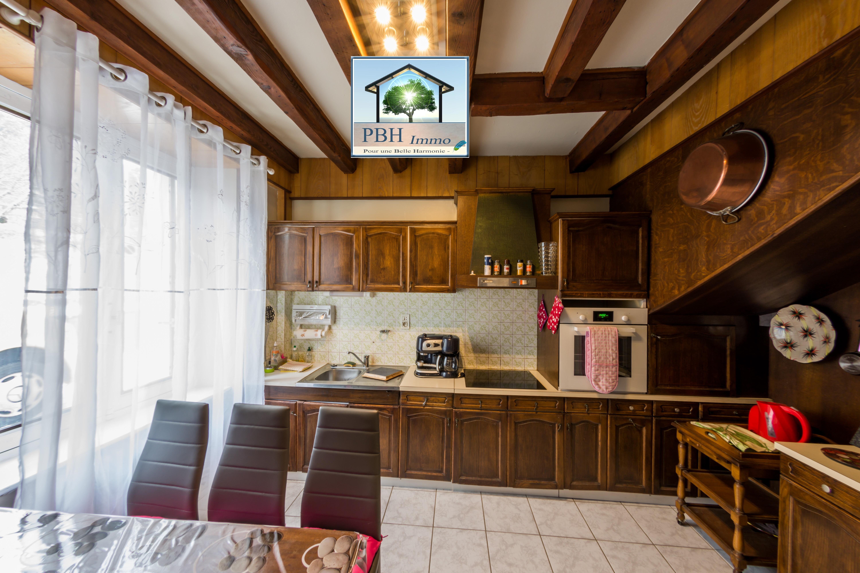 vente maison 8 pièces LA BOURBOULE 63150
