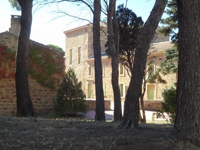 vente chateau 25 pièces LEZIGNAN CORBIERES 11200