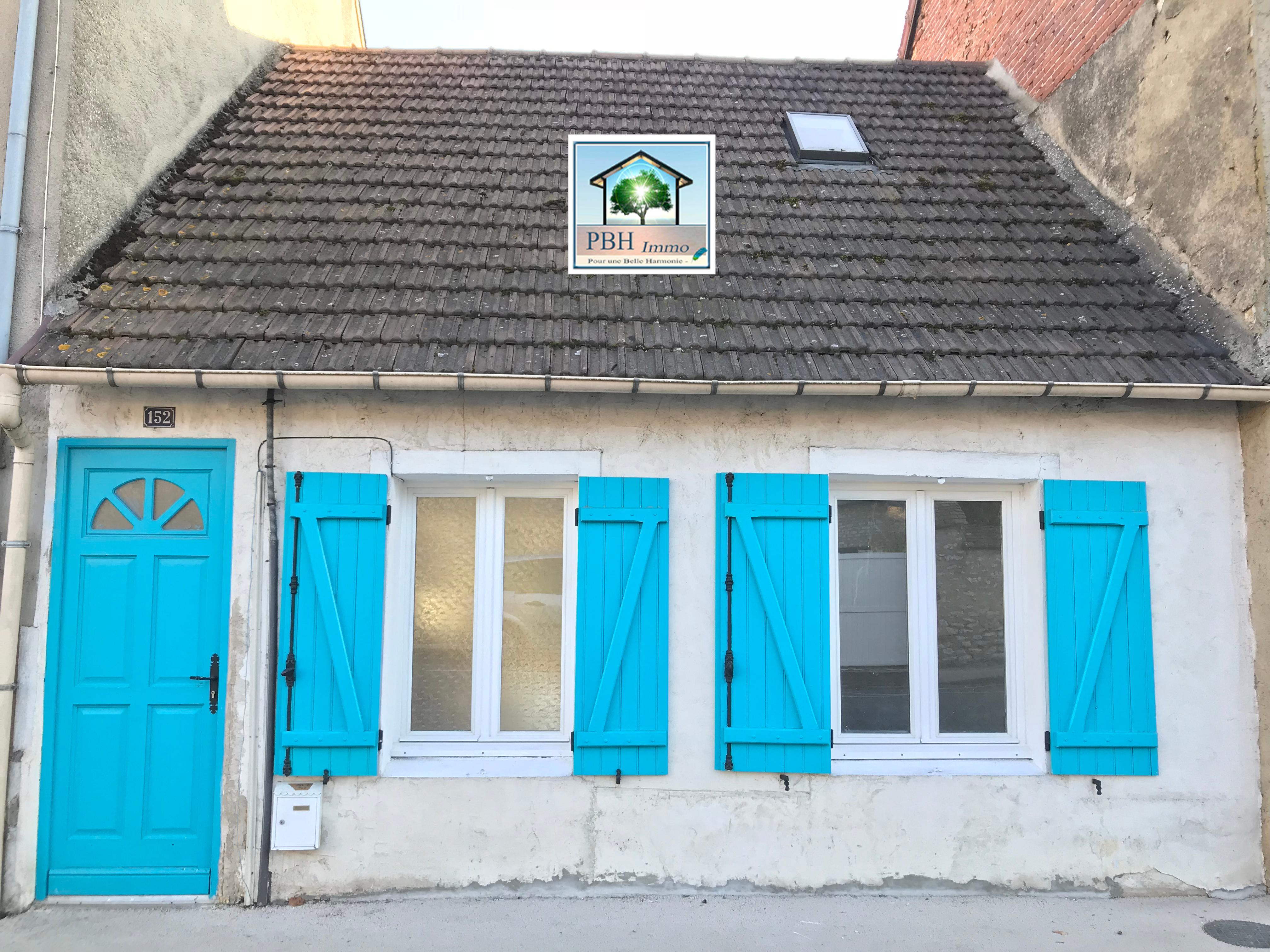 vente maison 3 pièces Mantes la jolie 78200