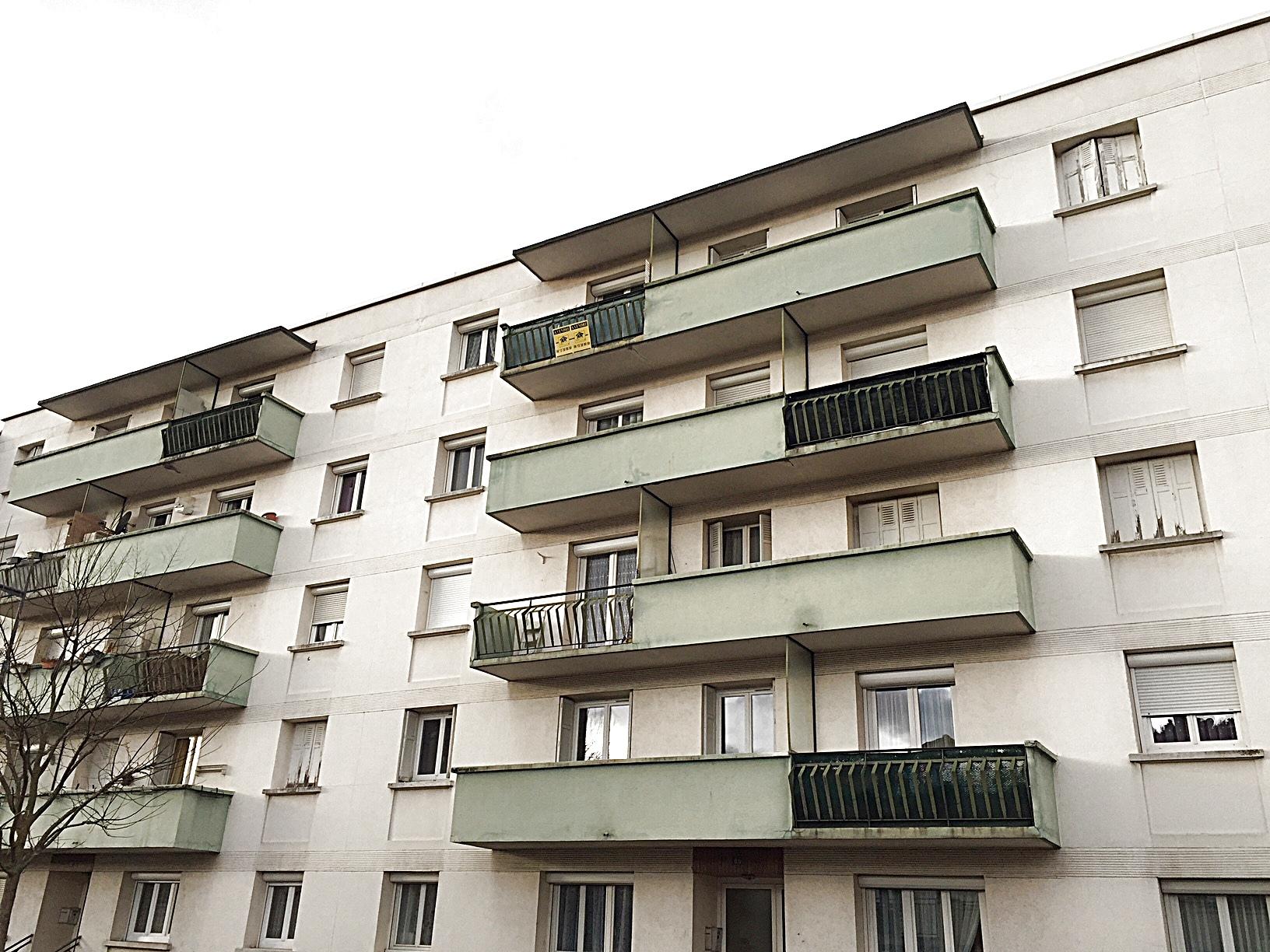 vente appartement 4 pièces LA RICAMARIE 42150
