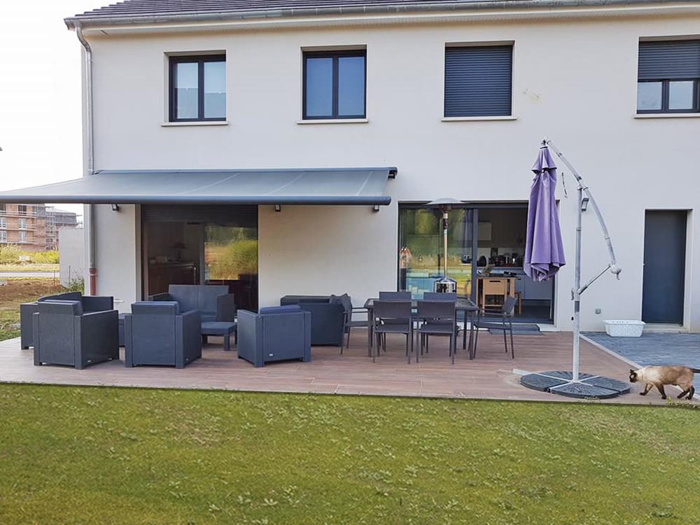 vente maison 6 pièces AMNEVILLE 57360