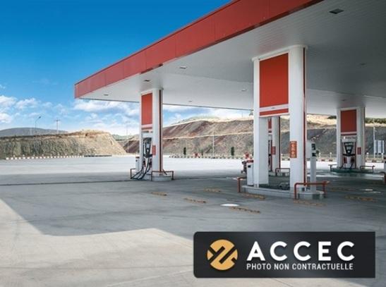 Commerce station service 1m2 - Entreprise de Services