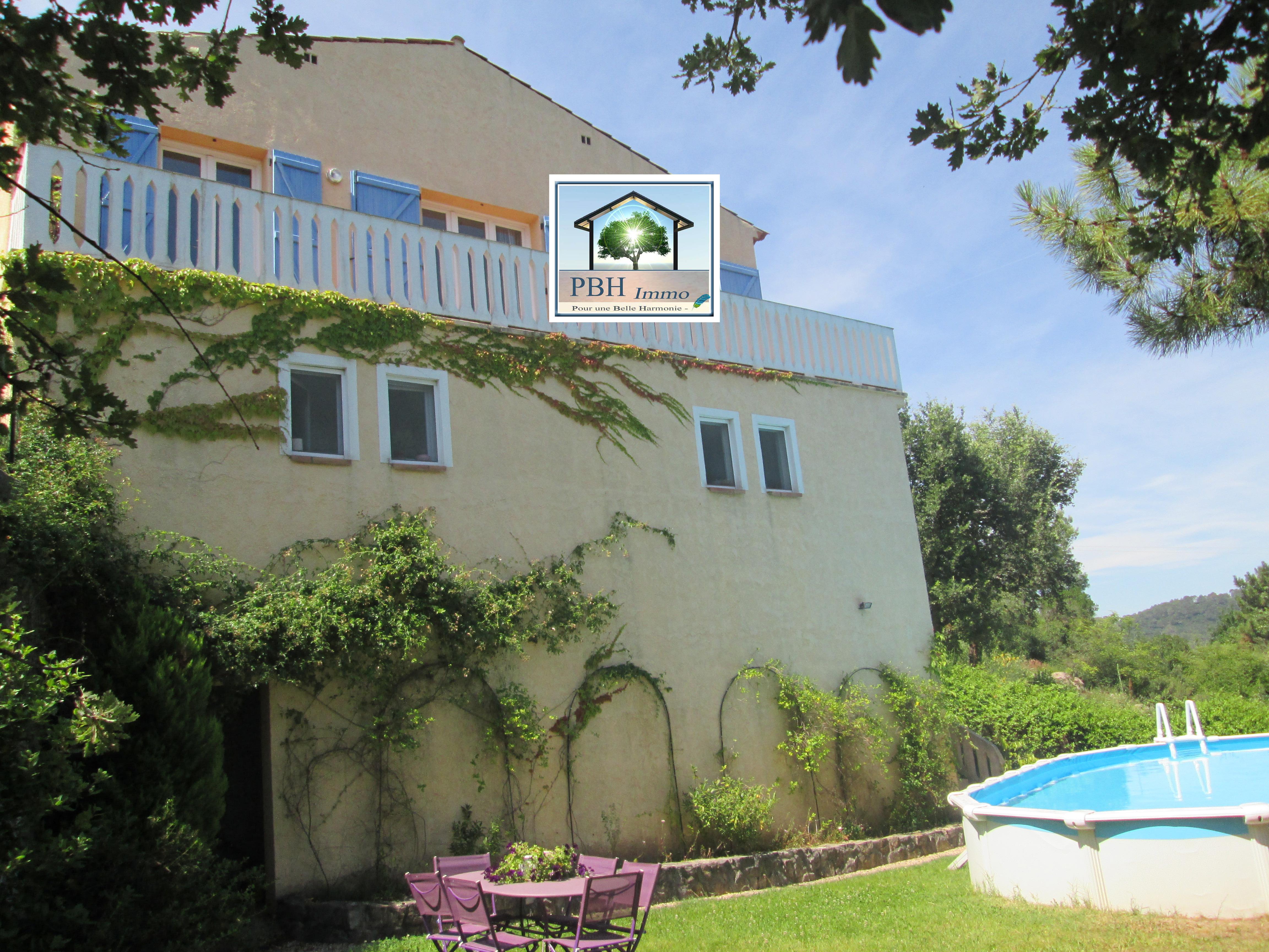 vente maison 11 pièces TARADEAU 83460