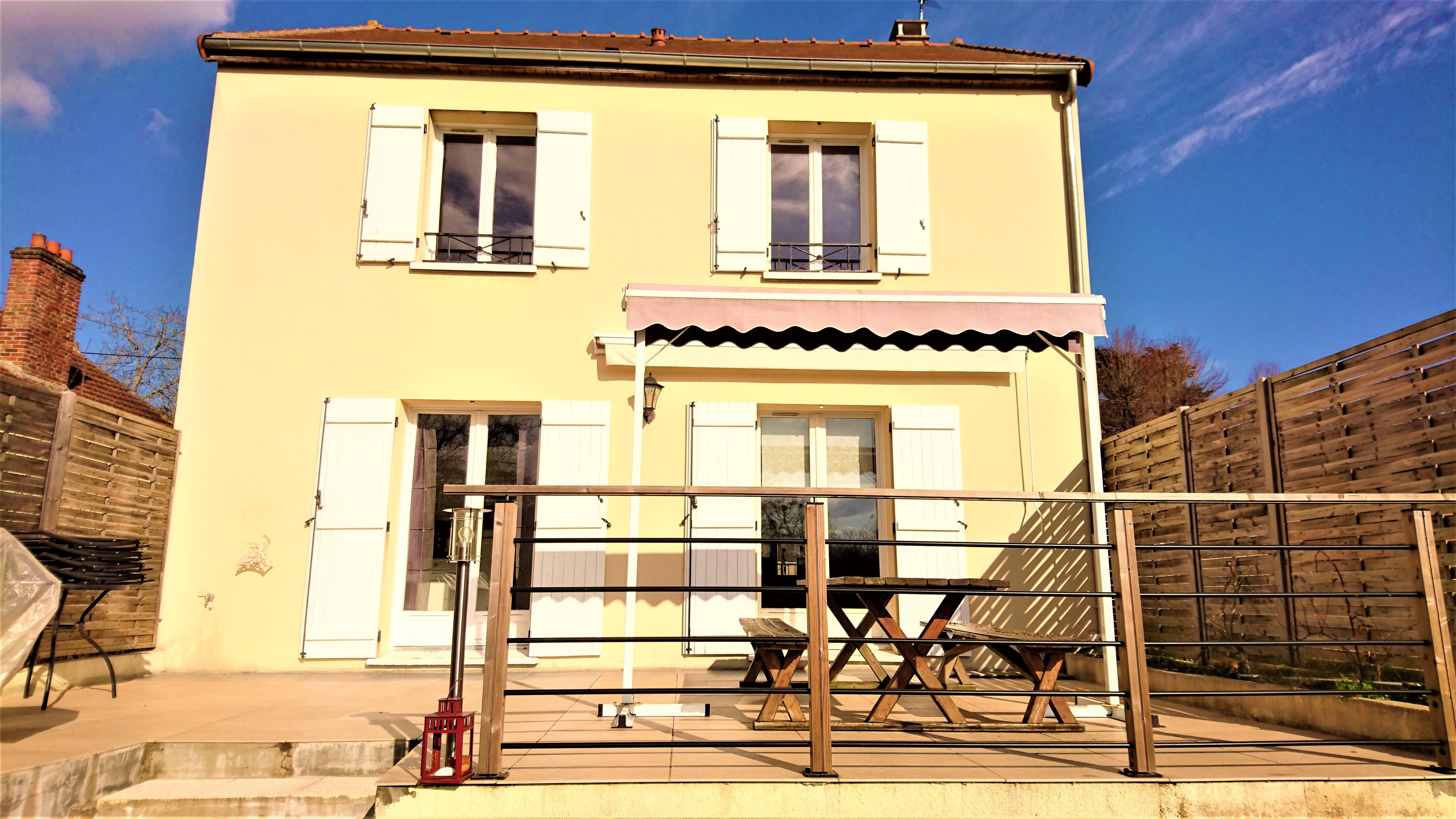 vente maison 5 pièces LIMAY 78520