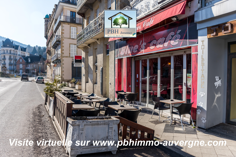 vente local 1 pièces La bourboule 63150