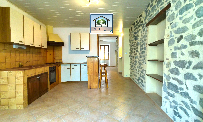 vente maison 3 pièces ARLES SUR TECH 66150