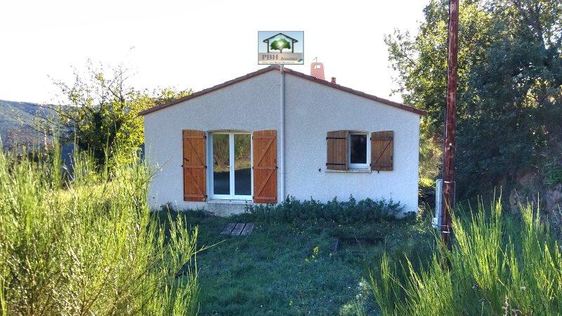 vente maison 4 pièces Amelie les bains palalda 66110
