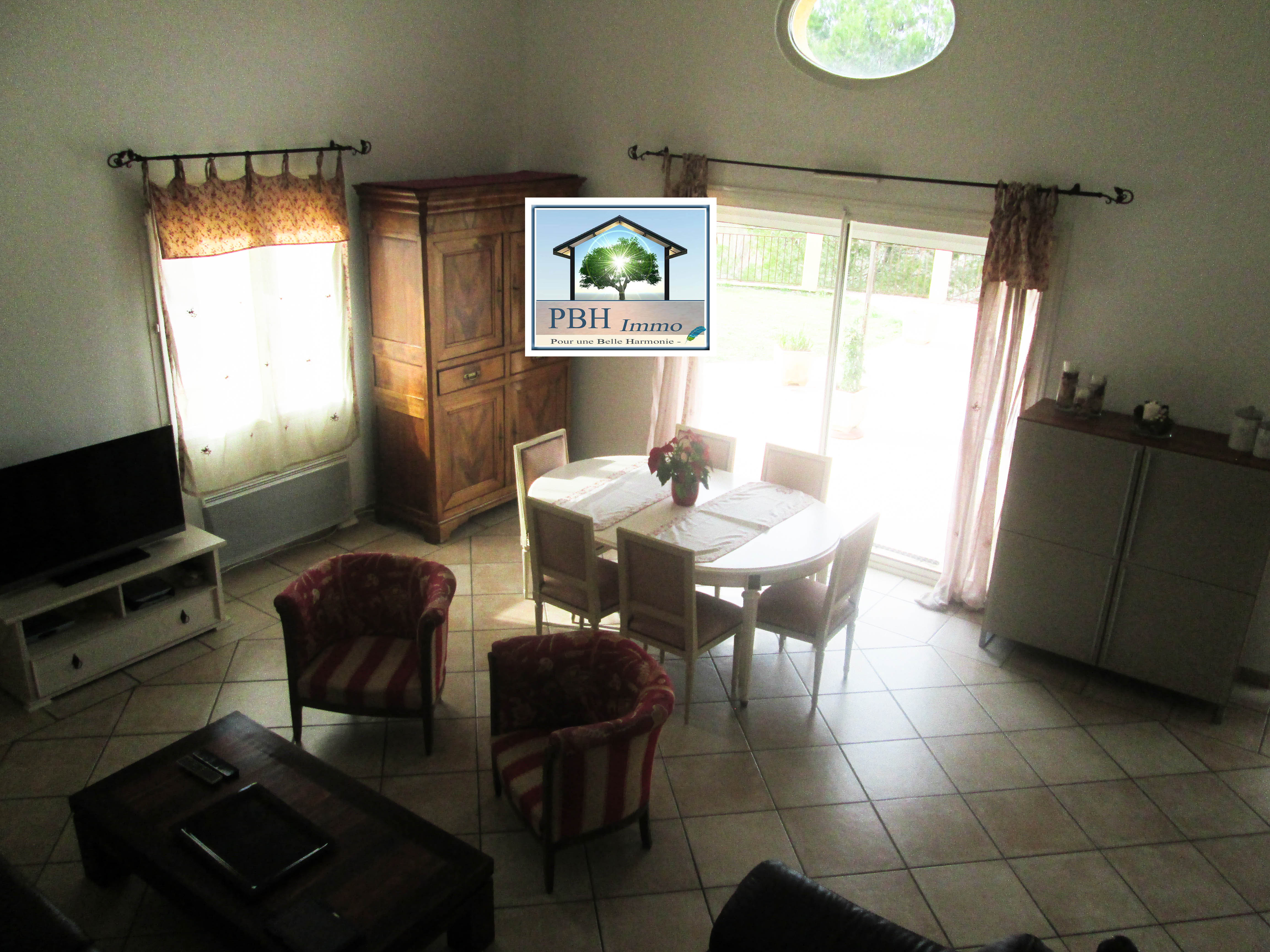 vente maison 5 pièces TARADEAU 83460
