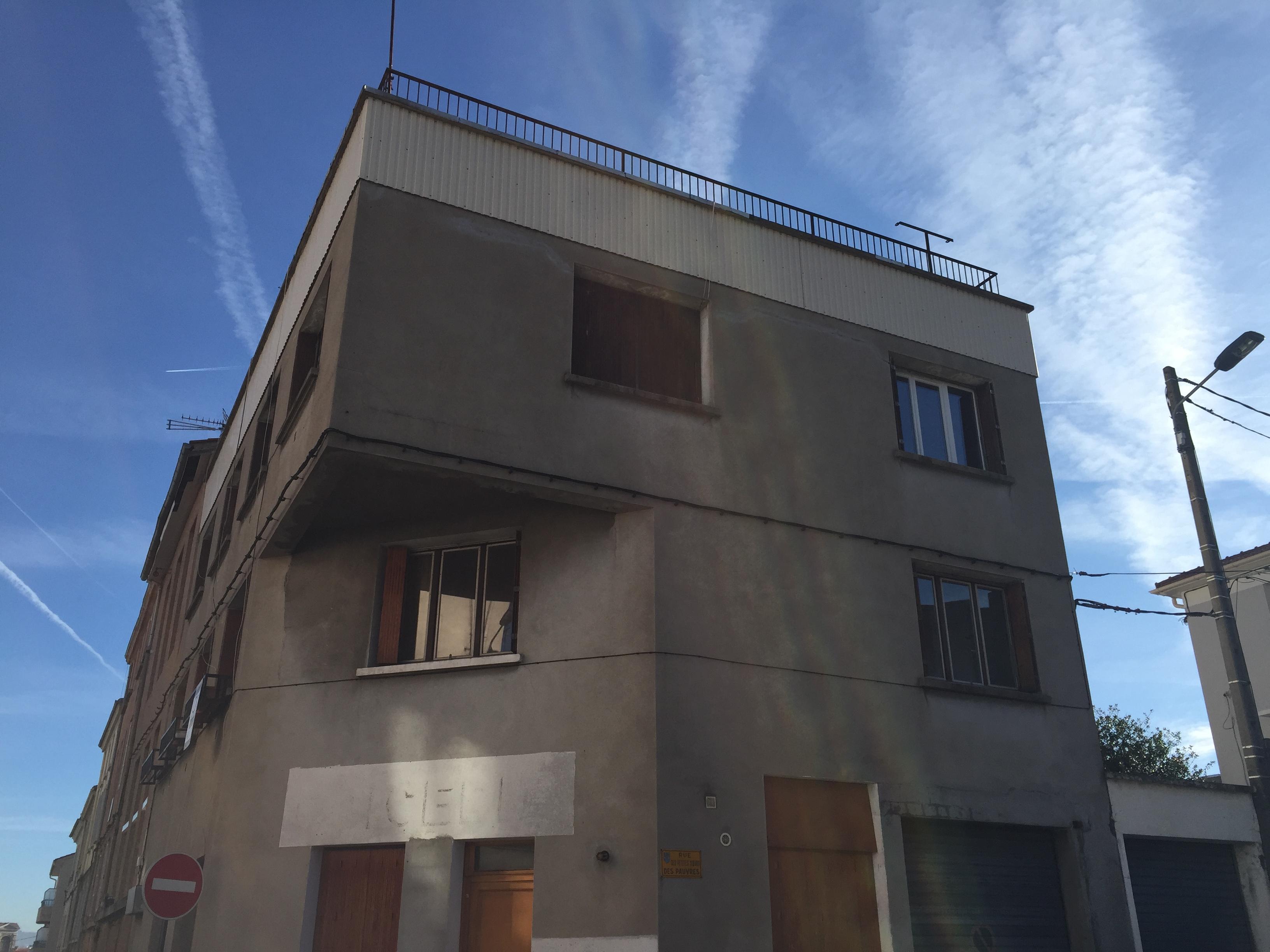 vente appartement 2 pièces ST ETIENNE 42000