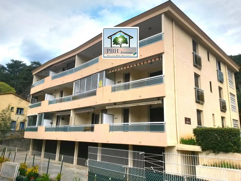vente appartement 2 pièces AMELIE LES BAINS PALALDA 66110