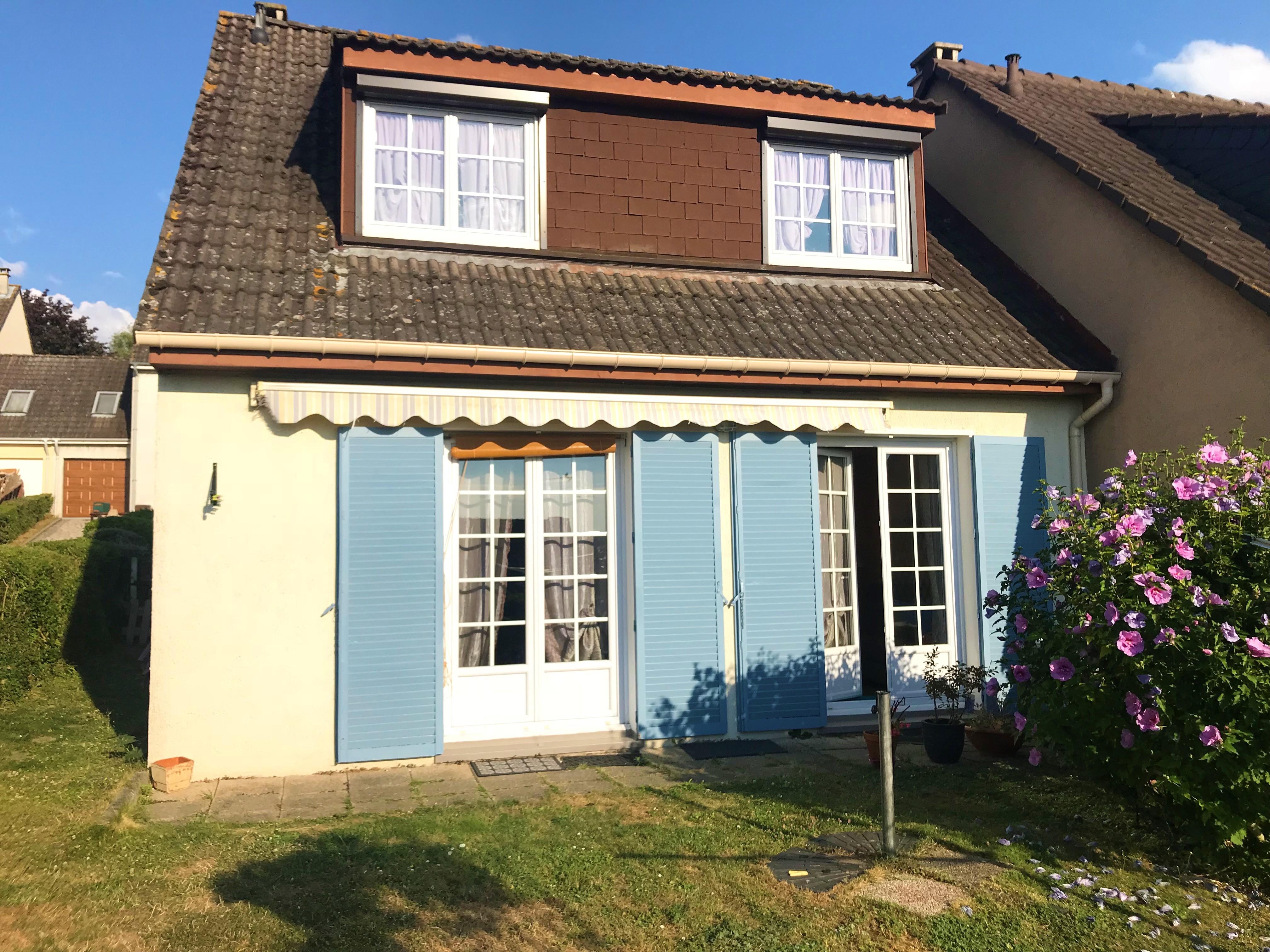 vente maison 5 pièces MANTES LA VILLE 78711