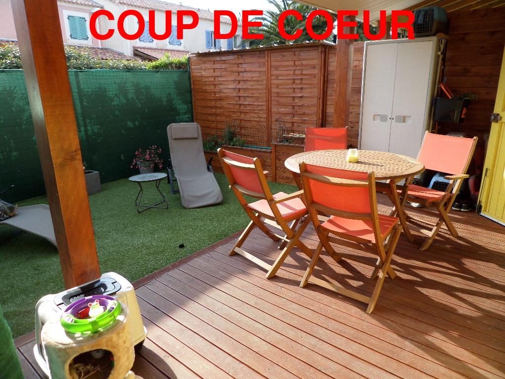 vente maison 3 pièces LE BARCARES 66420